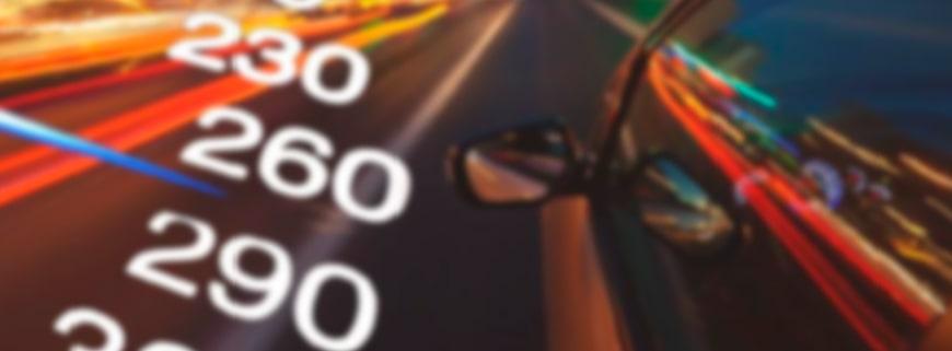 Штрафы ГАИ за превышение скорости в Беларуси