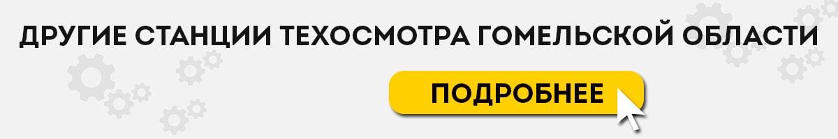 Станции техосмотра в Гомельской области