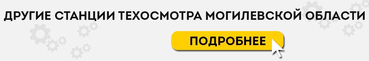 Станции техосмотра в Могилевской области