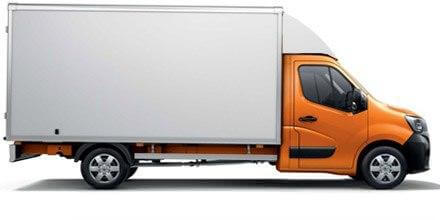 Renault Master RWD Chassic