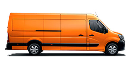 Renault Master RWD
