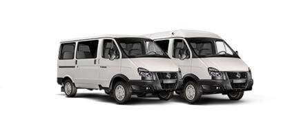 Автобусы Соболь Бизнес