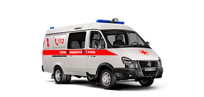 Автомобиль скорой помощи БЕЛАВА