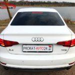 Аренда Audi A4 в Минске на свадьбу