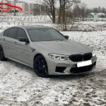 Аренда БМВ М5 Ф90