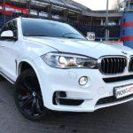 Аренда BMW X5 F15 в Минске