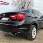 Аренда BMW X6 в Минске на длительный срок и сутки