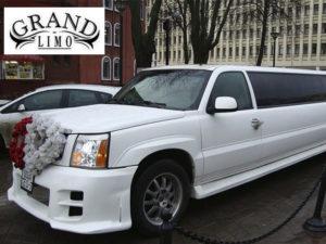 Аренда джипа-лимузина Cadillac Escalade