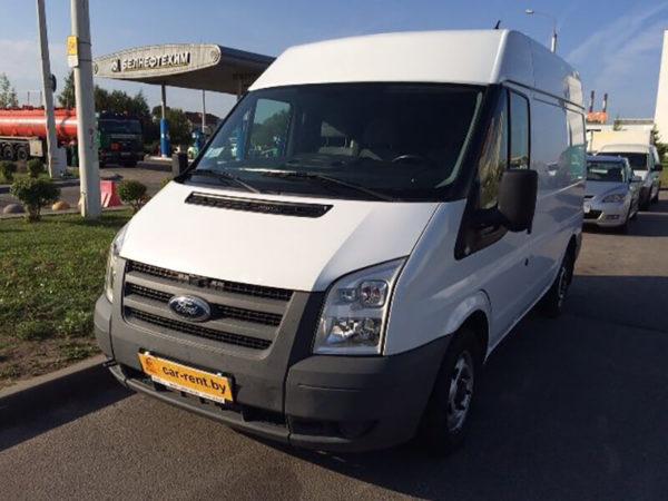 Аренда Ford Transit (грузовой) 2011
