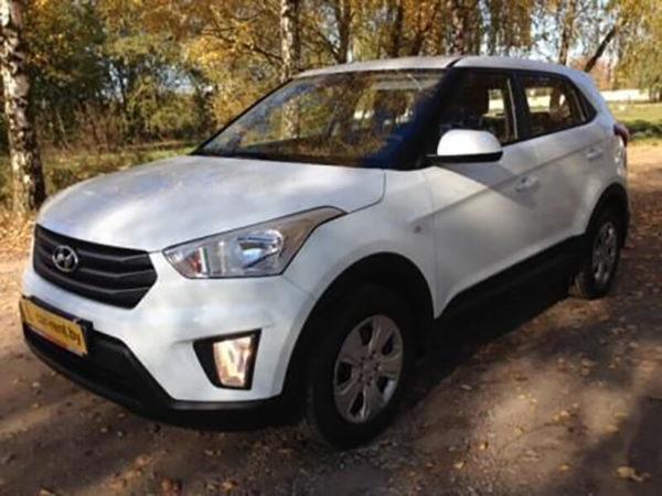 Аренда Hyundai Creta 2016