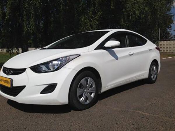 Аренда Hyundai Elantra 2012