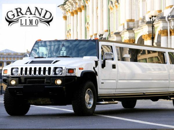 Аренда лимузина-джипа Hummer H2