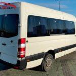 Аренда микроавтобуса Mercedes-Benz Sprinter W906 для экскурсии