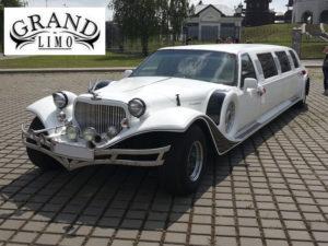Аренда ретро автомобиля Excalibur-Phantom