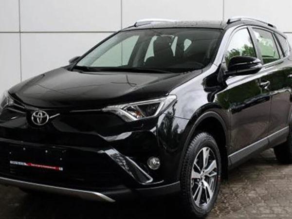 Аренда Toyota Rav4 2016