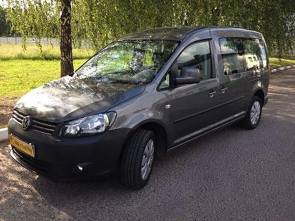 Аренда Volkswagen Caddy 2011