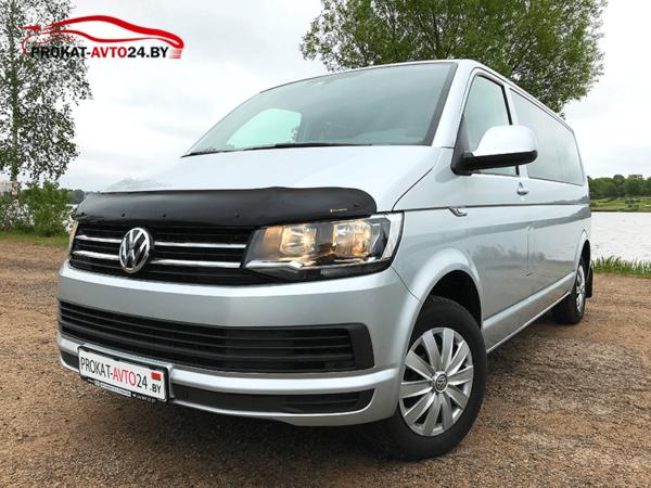 Аренда Volkswagen Caravelle 2018 без водителя в Минске