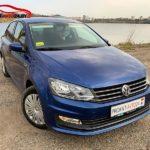 Аренда Volkswagen Polo в Минске