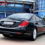 Арендовать Mercedes-Benz S class W222 в Минске