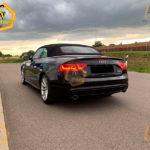 Audi A5 кабриолет фото