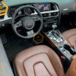 Audi A5 фото панели приборов