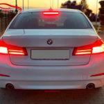 BMW 5 Series G30 2017 год выпуска