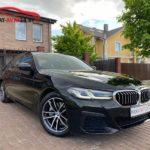BMW 5 серия G30 2021, фото