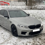 BMW M5 F90 Competition фото