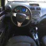 Chevrolet Spark фото панели приборов