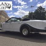 Excalibur Phantom ретро кабриолет на девичник