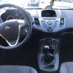 Ford Fiesta фото панели приборов