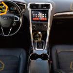 Ford Fusion фото панели приборов