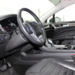 Ford Mondeo фото приборной панели