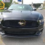Ford Mustang бензин