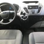 Ford Transit Tourneo фото панели приборов