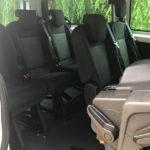 Ford Transit Tourneo фото салона внутри