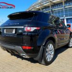Range Rover Evoque черный цвет кузова