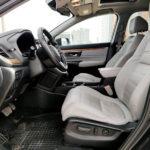 Honda CR-V фото приборной панели
