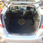 Honda Fit 2016 багаж