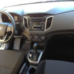 Hyundai Creta фото панели приборов