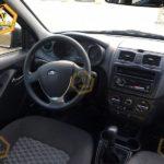Lada Granta 2019 фото панели приборов