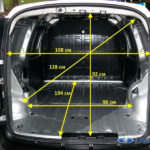 Lada Largus фургон 2015 фото салона внутри