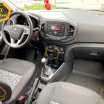 Lada XRAY фото панели приборов