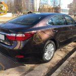 Lexus ES бензин