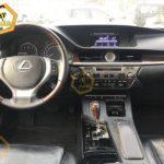 Lexus ES фото панели приборов