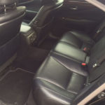 Lexus LS фото салона внутри
