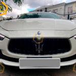 Maserati Ghibli бензин
