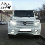 Mercedes G-class внедорожник на девичник