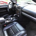 Porsche Cayenne - фото салона