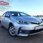 Прокат автомобиля Тойота Королла без водителя в Минске